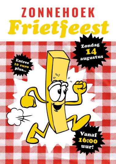 Frietfeest 2016 Zonnehoek