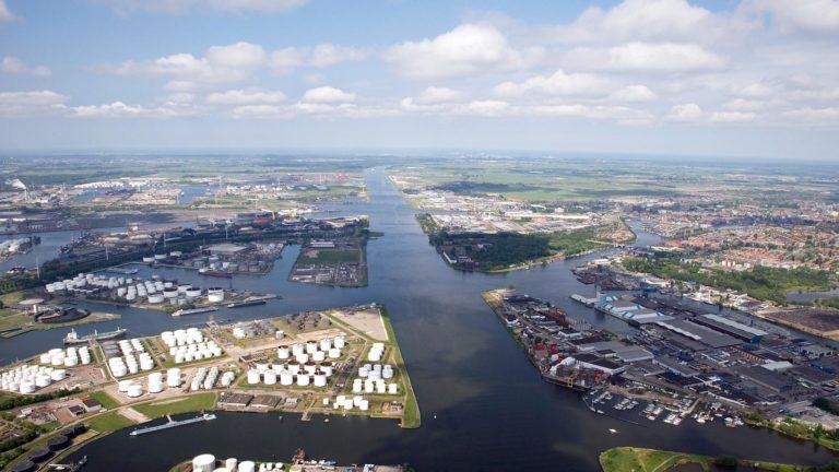 Noordzeekanaalgebied © Port of Amsterdam