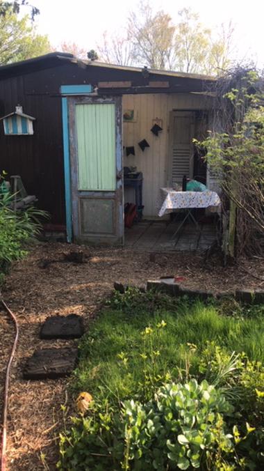 tuinhuis reparatie